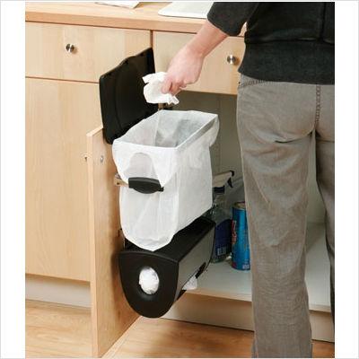 Csn Simplehuman Cabinet Mount Trash System
