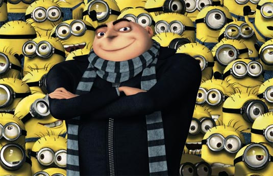 minions despicable me what. Despicable Me Prize Pack