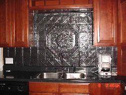 Kitchen Backsplash Tin Ceiling Tiles