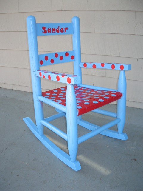 Personalized Rocking Chairs Personalized Rocking Chair