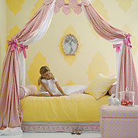 Yellow Baby Rooms Pictures